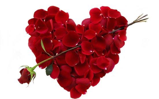 Свети Валентин - гривни за любов с кристали