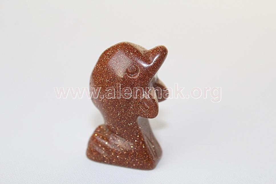 Талисман от Слънчев камък - Делфин