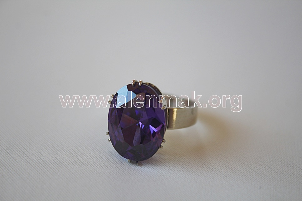 Пръстени с Циркон - Вълшебство в лилаво