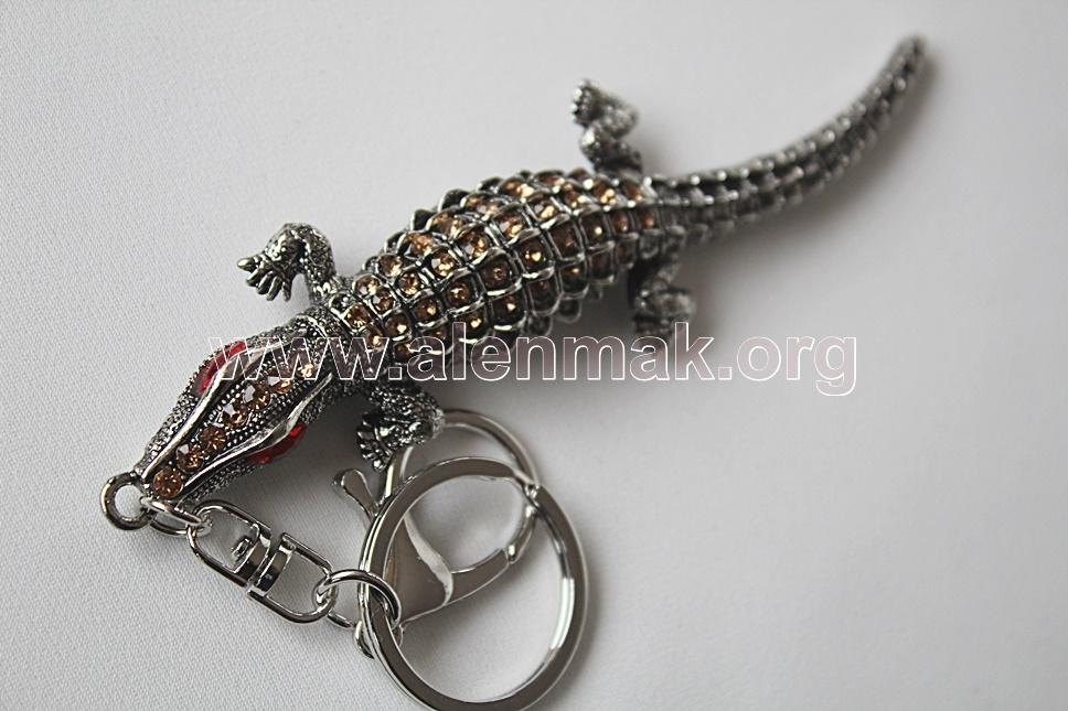 Ключодържател Великият алигатор